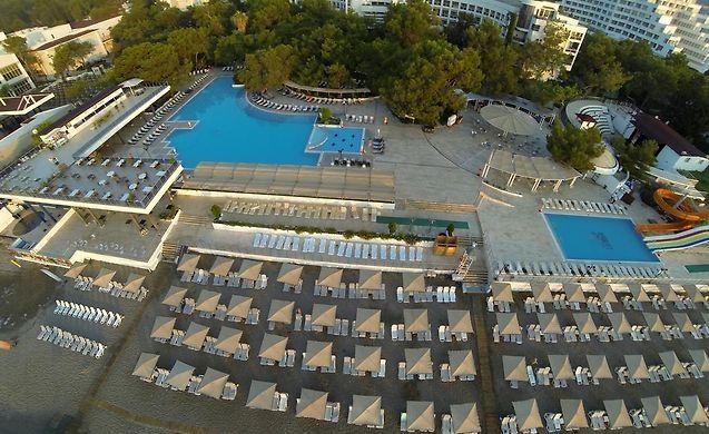 hotel rixos turquie